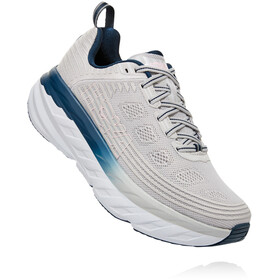 Hoka One One Bondi 6 Shoes Women lunar rock/nimbus cloud